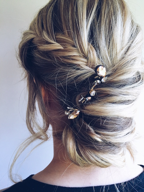 Bridal Hair And Makeup From Emily Kent - ROCK MY WEDDING | UK WEDDING BLOG
