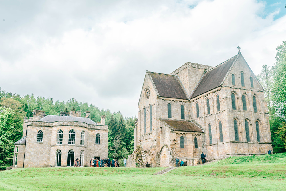Brinkburn Northumberland  Weddings Wedding