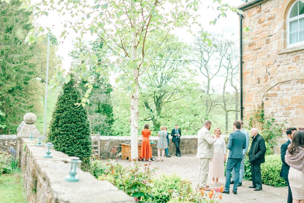 North East Wedding Photographer  Brinkburn Priory