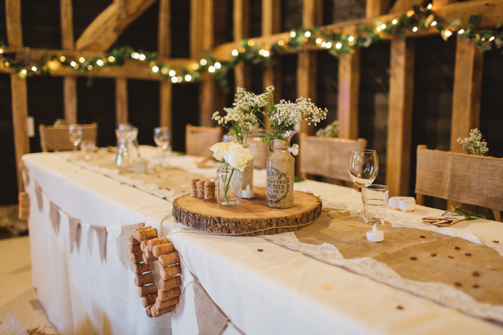 Rustic Wedding With Horse And Cart Images By Frances Sales