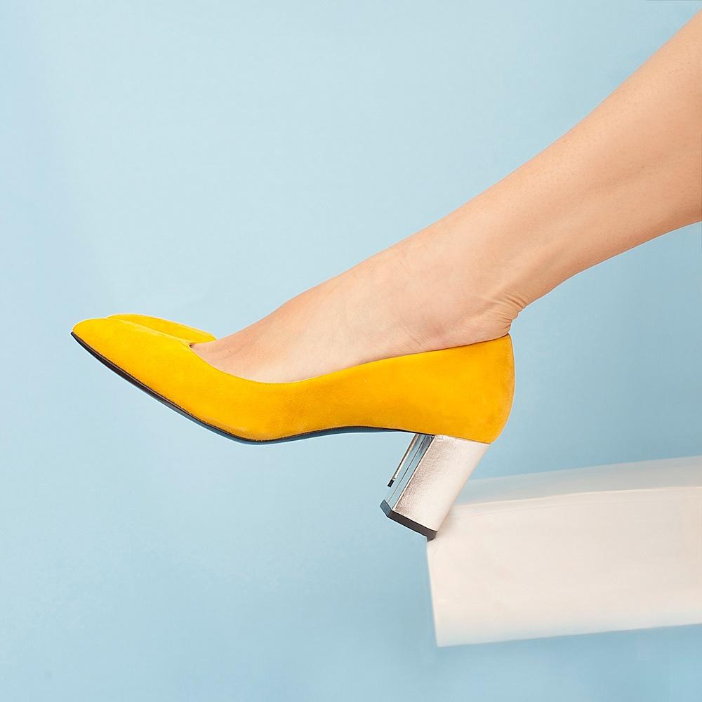 7e05d5026722 ... Faber Novella Comfortable Stylish Wedding Shoes. The  Elena  by  a  href