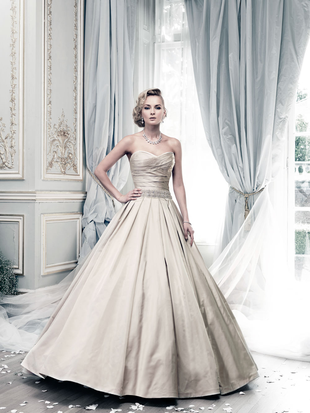 Wedding Dresses From Charlotte Balbier, Amanda Wyatt, Suzanne ...