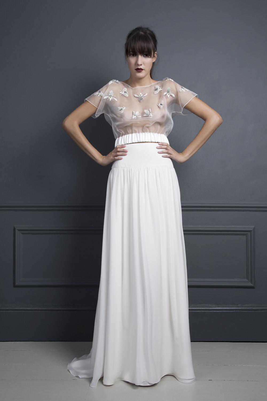 Halfpenny London Wedding Dresses AW17 Standing On Stardust ...