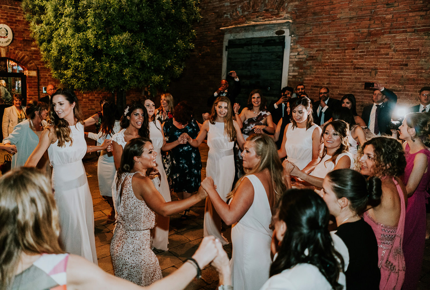 Super Luxe Greek Wedding At The Cipriani In Venice With Two Bridal Gowns