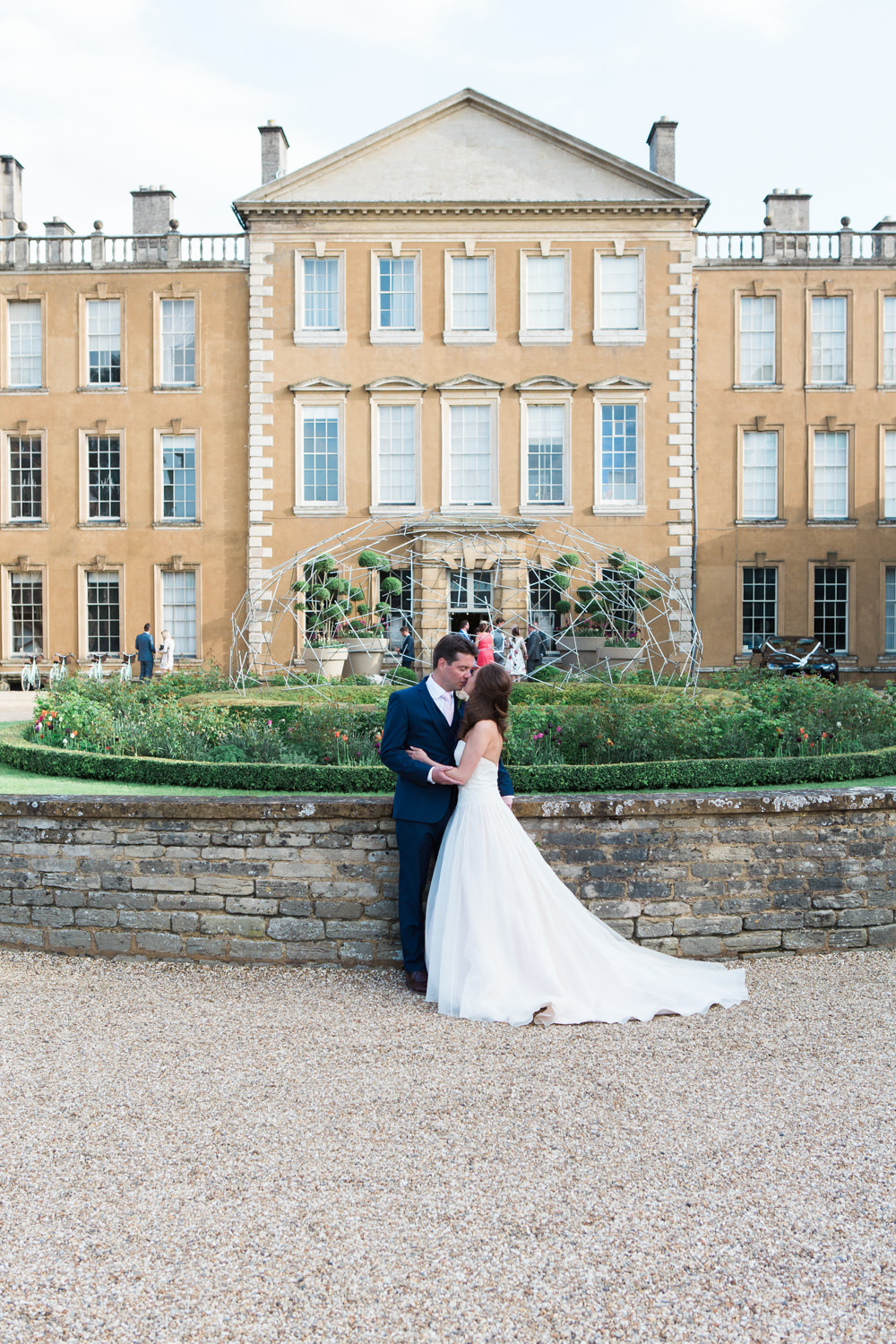8312478388826 Elegant Blush Pink & White Wedding at Aynhoe Park in Oxfordshire | Lucy  Davenport Photography