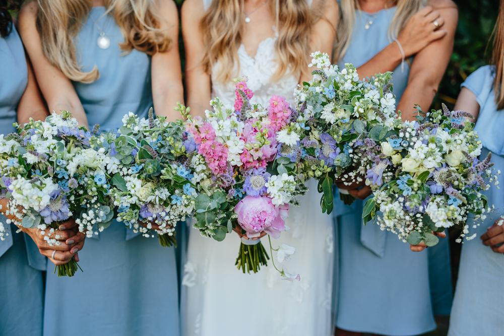 English Country Garden Wedding Of Blogger Hattie West