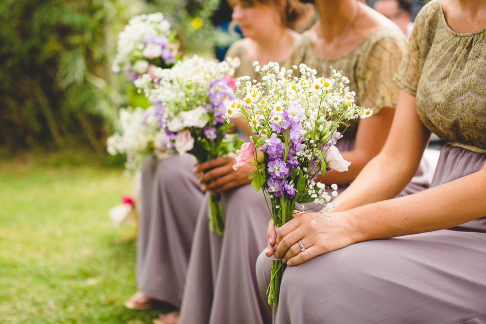 Simple Wedding Dresses Asos: Festival Inspired DIY Wedding With Relaxed Dress Code