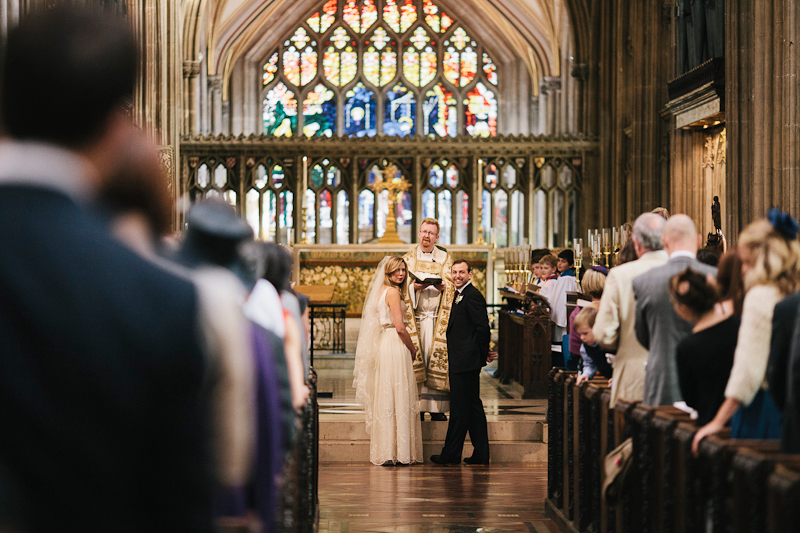 Caroline and Tristan, Wedding - Bristol