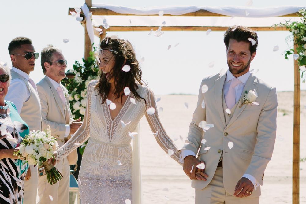 Portugal Beach Wedding at Ilha Deserta, Planned by Susana at Algarve ...