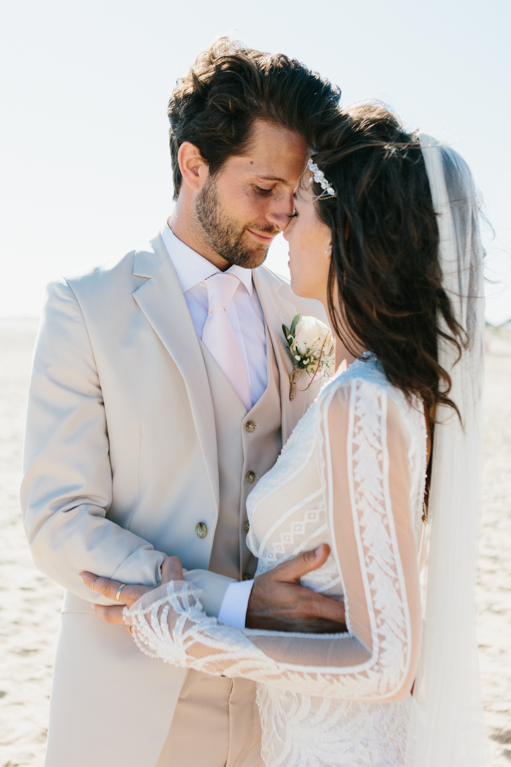 Portugal Beach Wedding at Ilha Deserta, Planned by Susana at ...