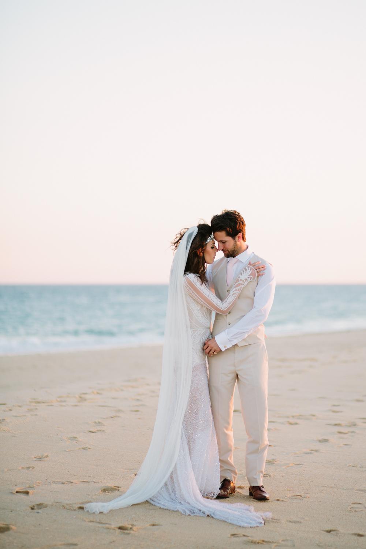 Portugal Beach Wedding At Ilha Deserta Planned By Susana