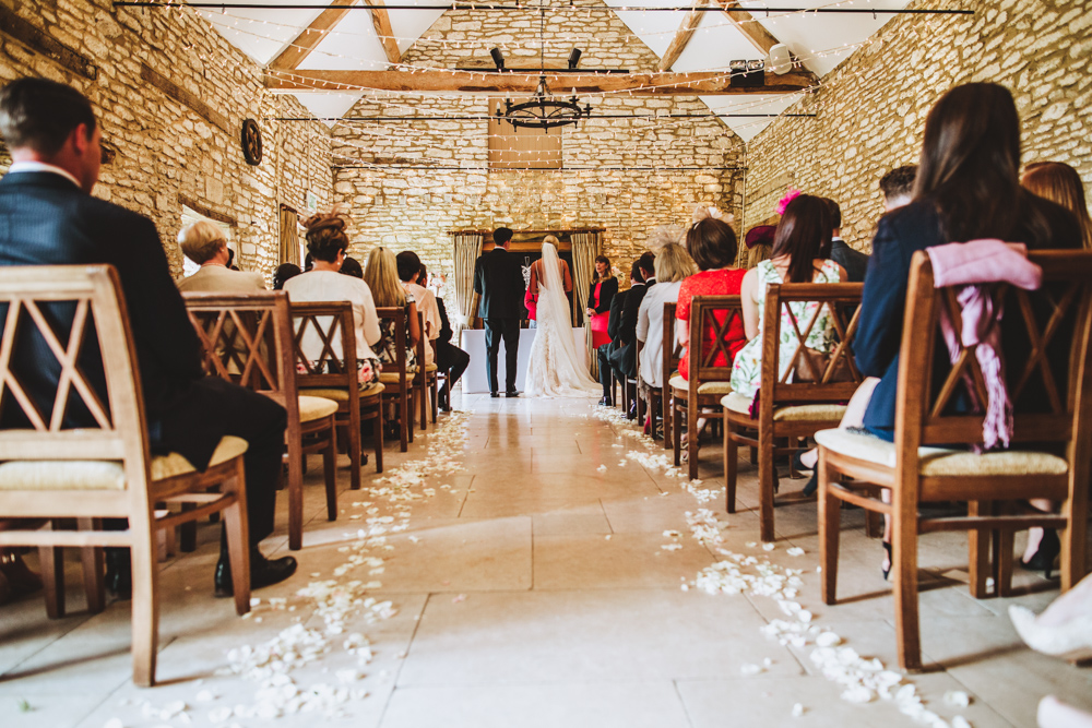 Caswell house cotswolds wedding venue for a black tie wedding caswell house barn wedding ceremony venue junglespirit Gallery