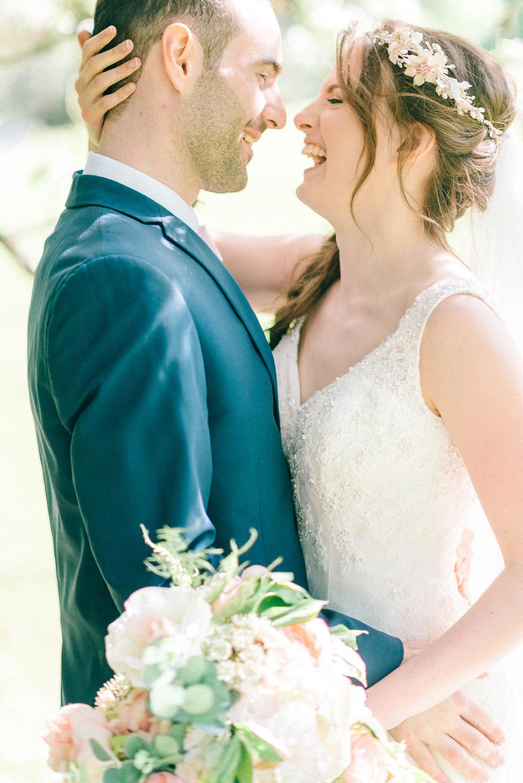 Pastel Wedding Epic Dessert Table Sarah-Jane & Matt Ethan Photography