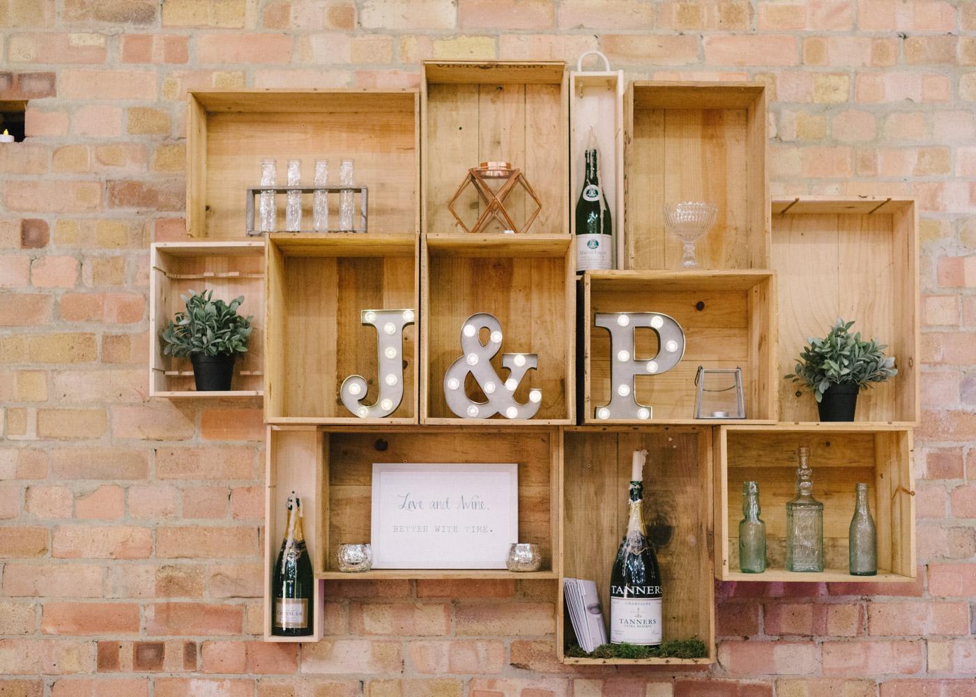 Diy Rustic Wedding At Grove Barn With Charlie Brear Bridal