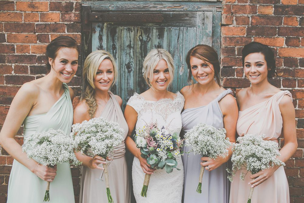 Rustic Wedding Bridesmaid Dresses