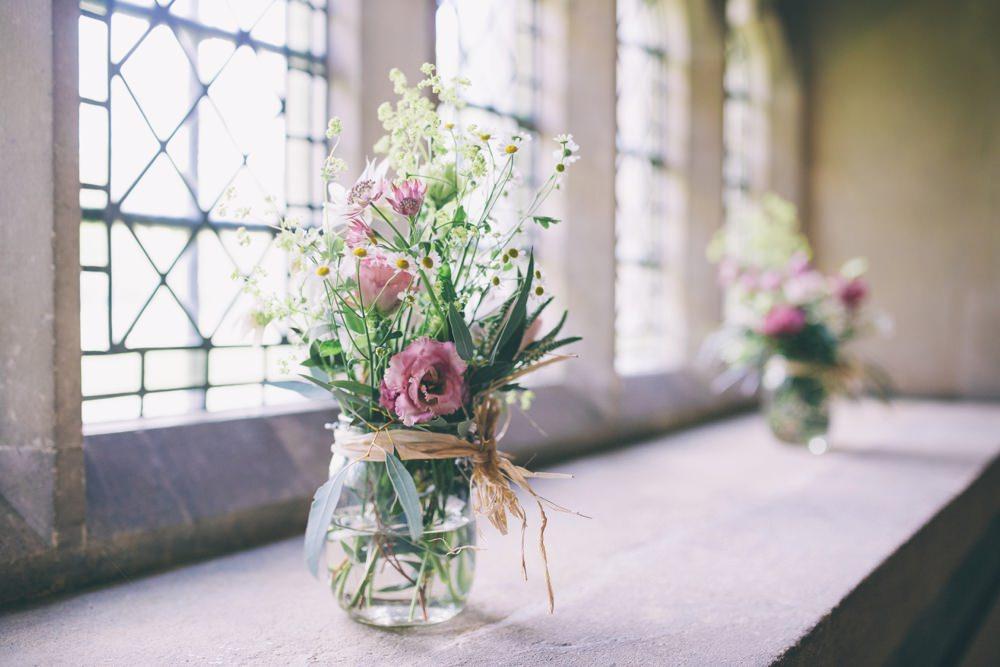 Rustic Barn Wedding with Mori Lee Gown Mint Green Coast Bridesmaid ...