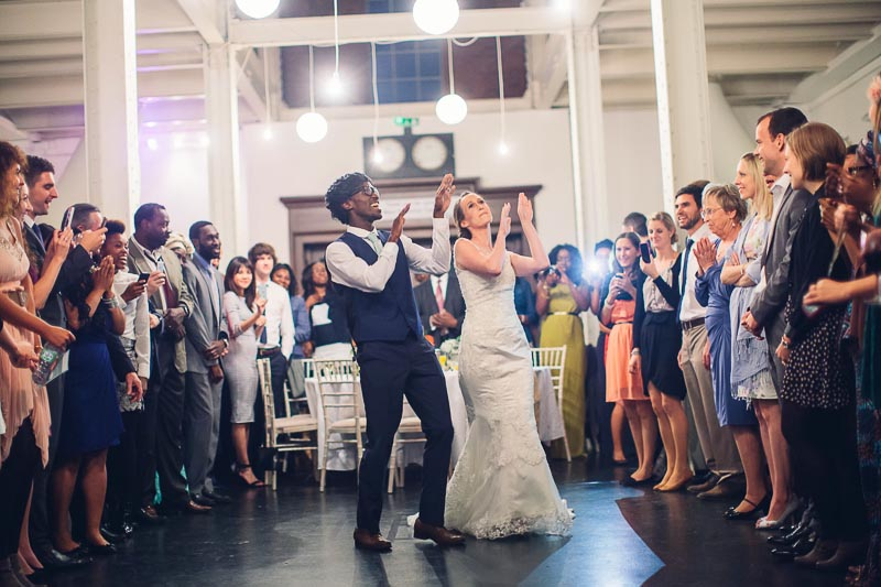 A Colourful City London Wedding At The West Reservoir Centre With