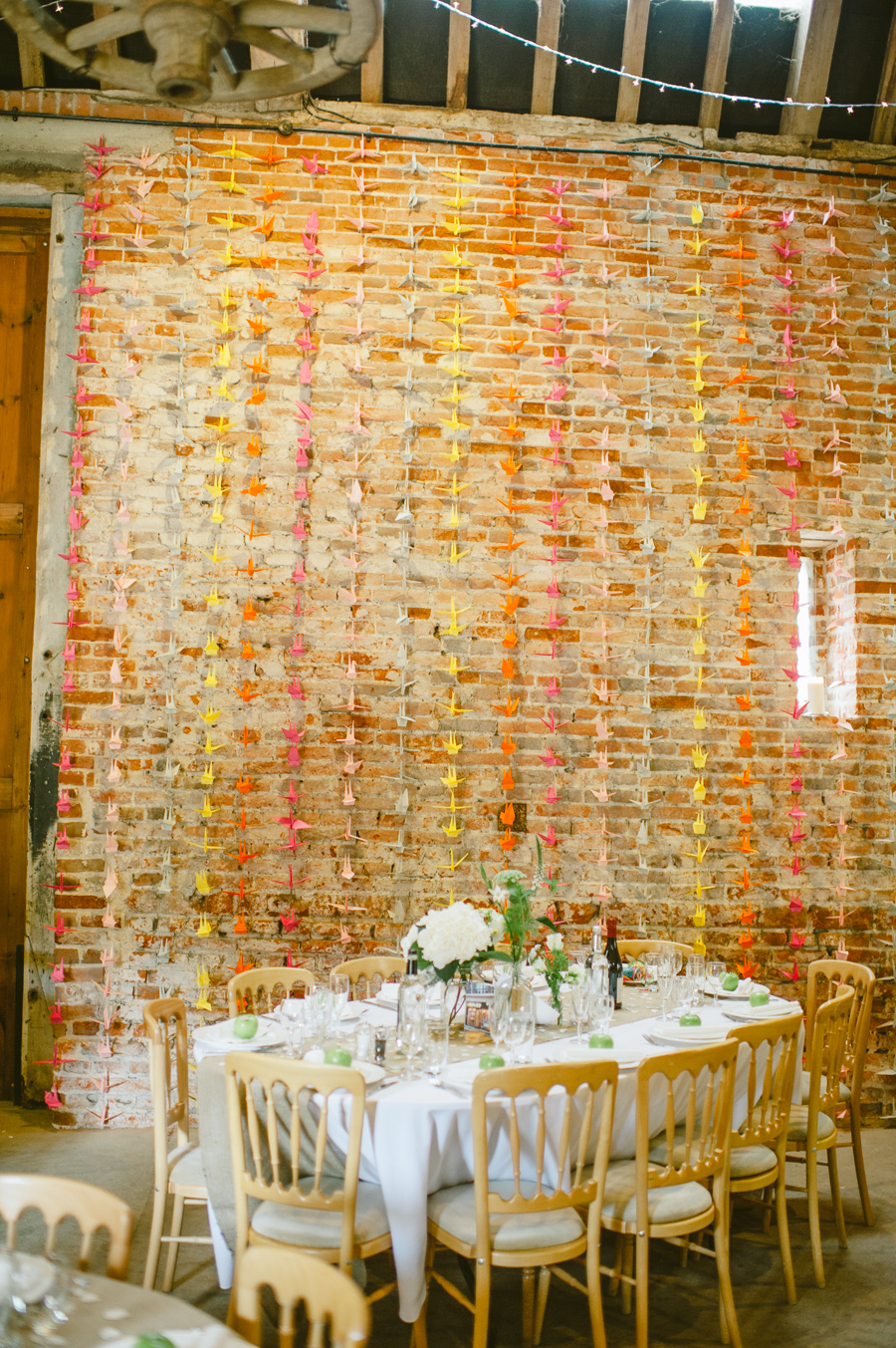 A rustic DIY barn wedding in Norfolk