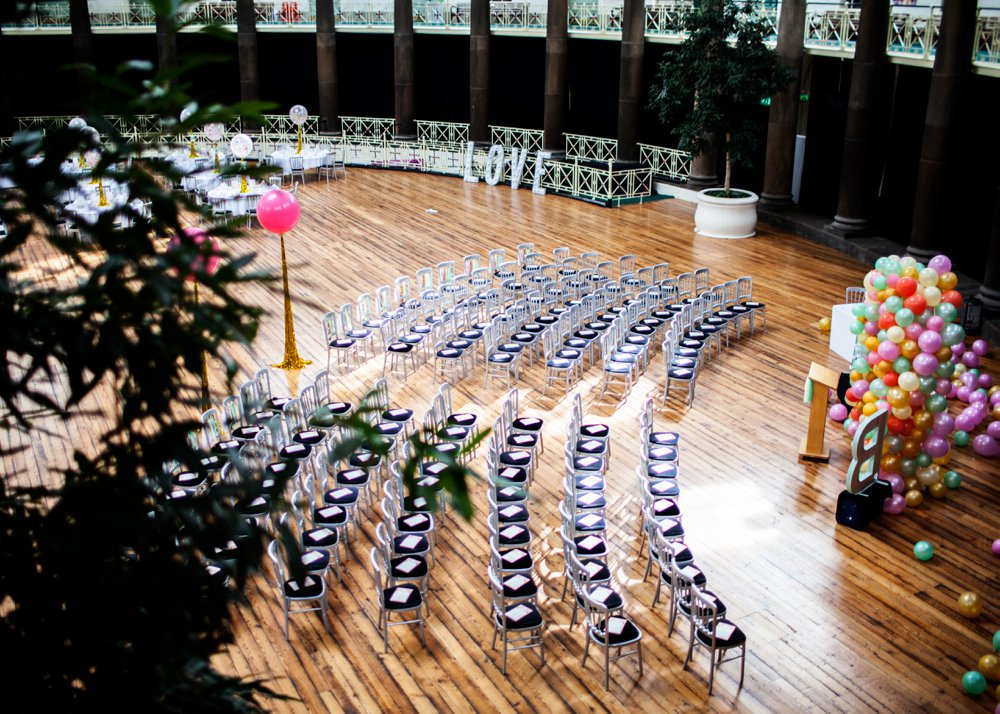 50s Inspired Wedding Devonshire Dome With Bride In Phase Eight