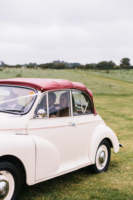 Vintage Car Hire Cornwall