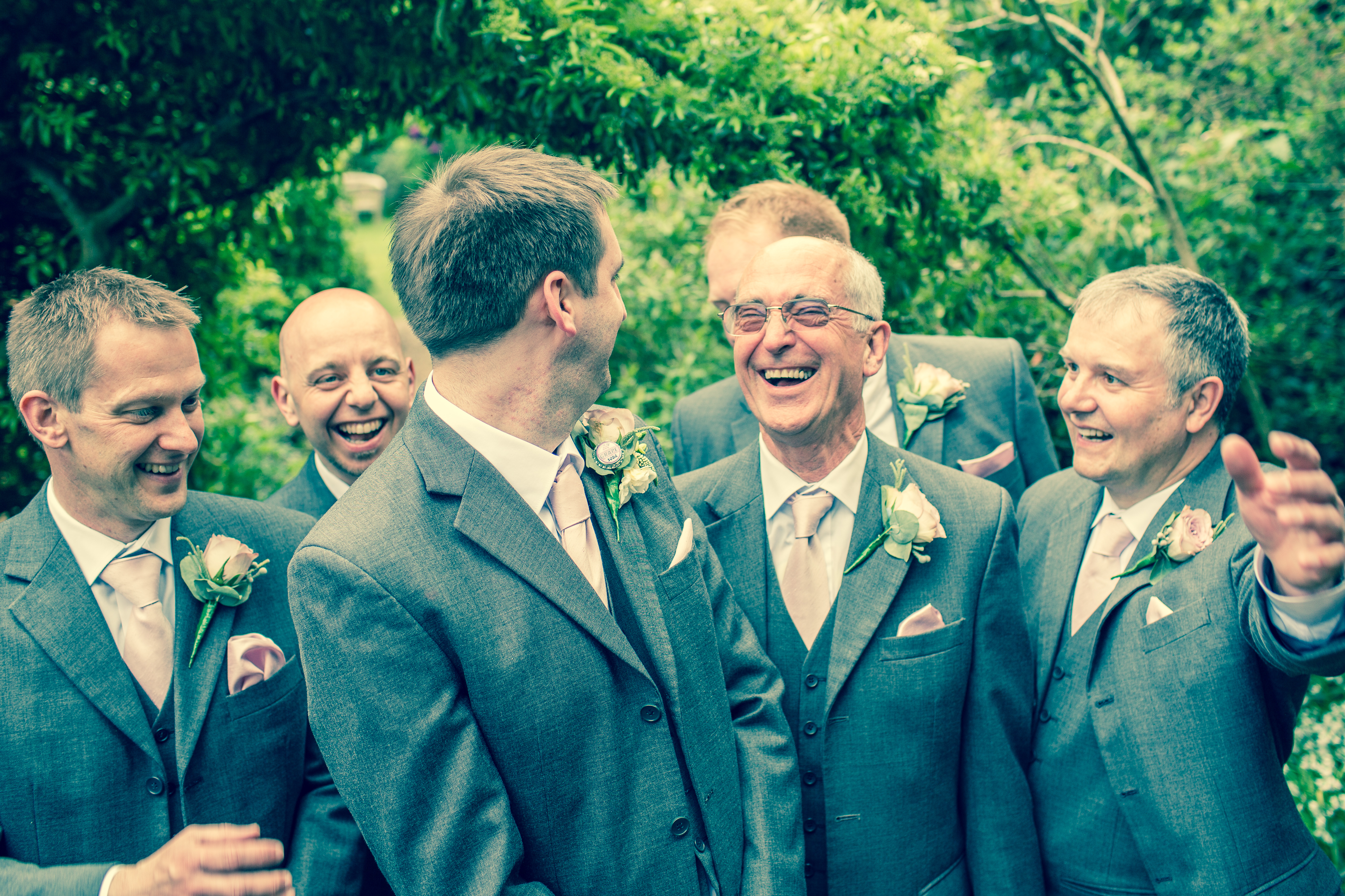 Elegant Wedding At Stanwell House Hotel In Hampshire With Bride In ...