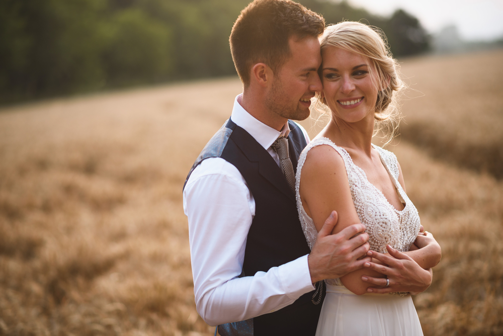 Classic Blush & White Wedding At Cripps Barn With Flora