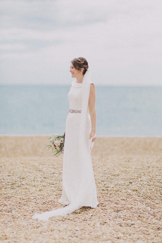 Symondsbury Estate Wedding Shelia Harding Bridal No. 1 Jenny Packham ...