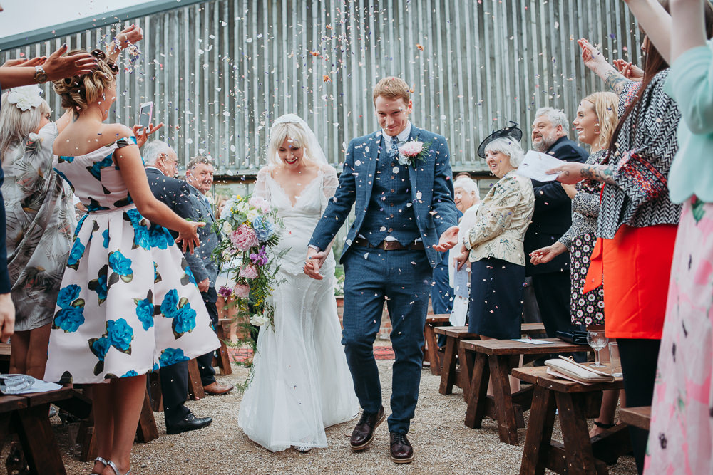 Cymbeline Of Paris wedding gown for an outdoor ceremony at a ...