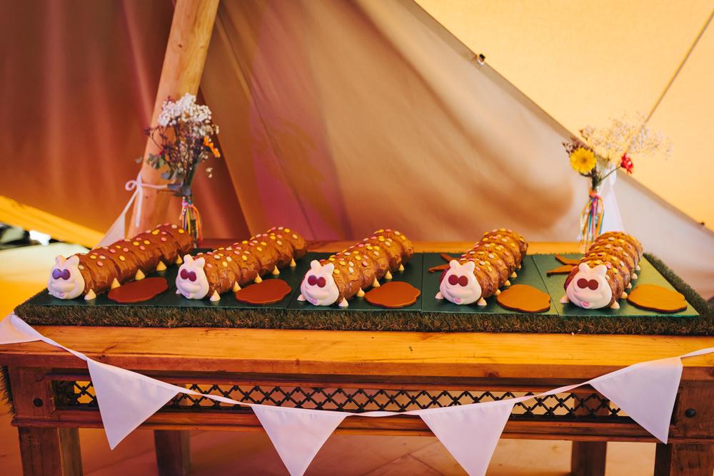 Mr And Mrs Caterpillar Cake M S
