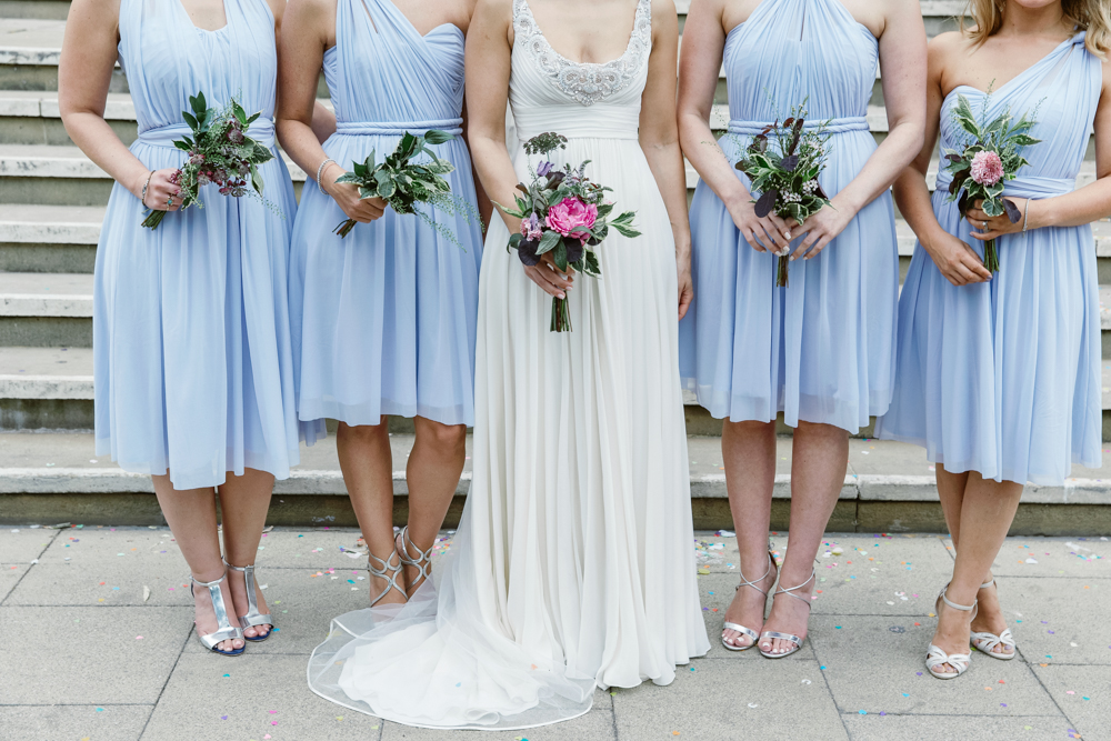 London Wedding at Hackney Town Hall & Alva Studios with Jenny ...