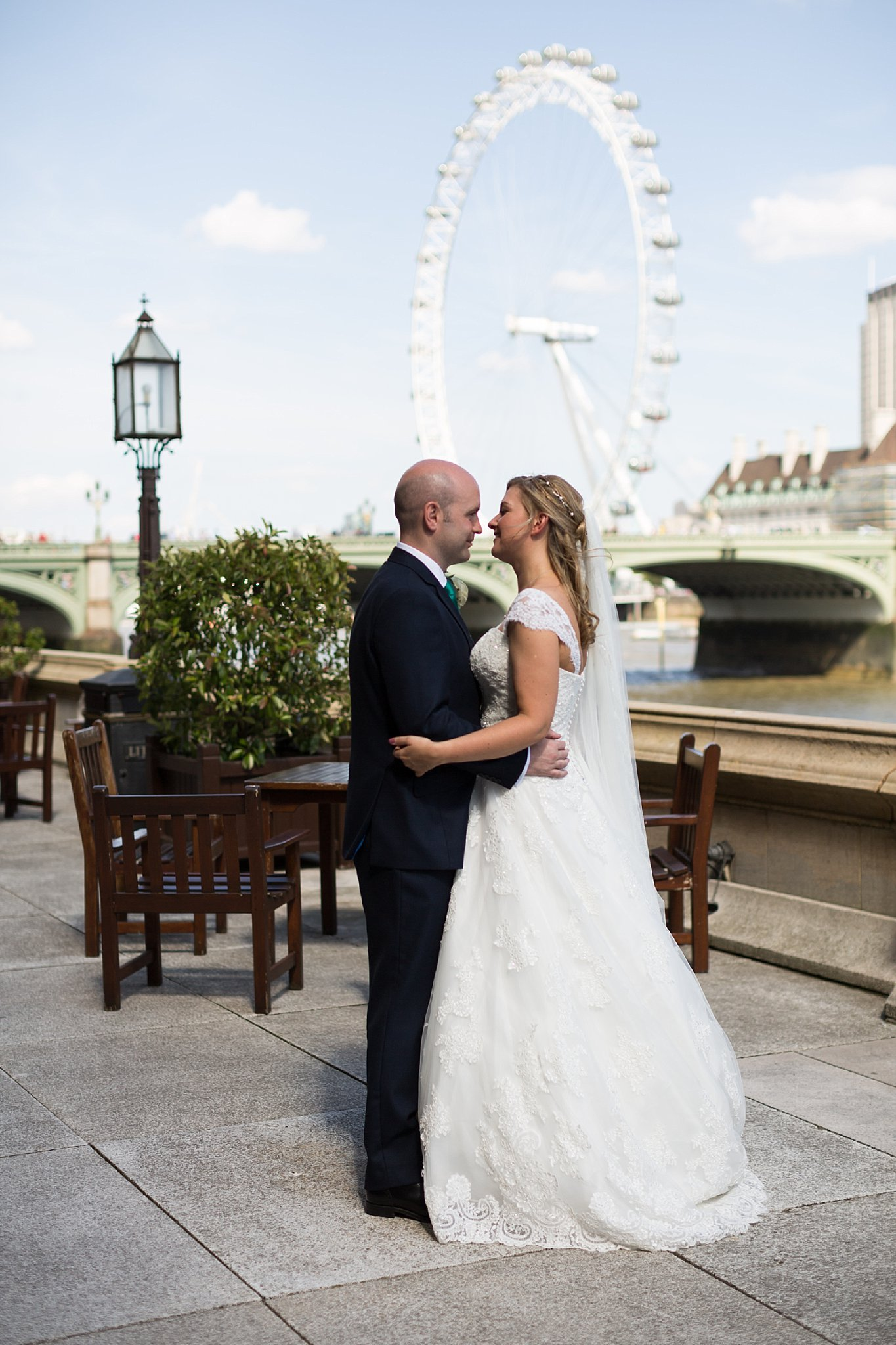 Trinity buoy wharf wedding with lace mon cheri bridal gown bride groom london landmark wedding photographs ombrellifo Image collections