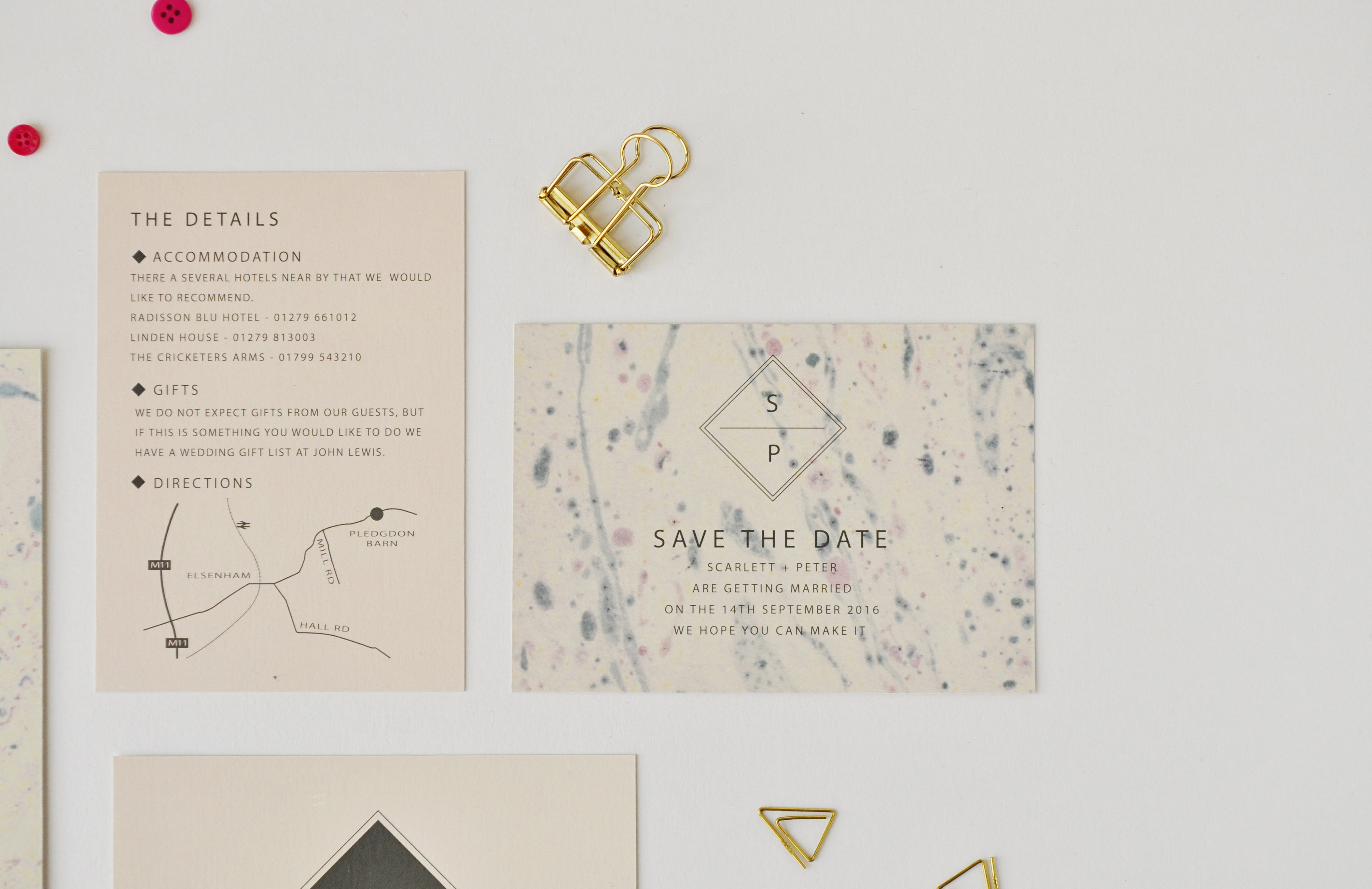 Wedding Stationery {The Love Lust List Guide} - ROCK MY