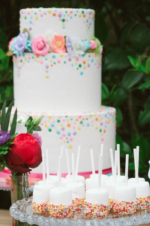 L\'Atelier Charlottte Auzou Dress For A Colourful Wedding Inspiration ...