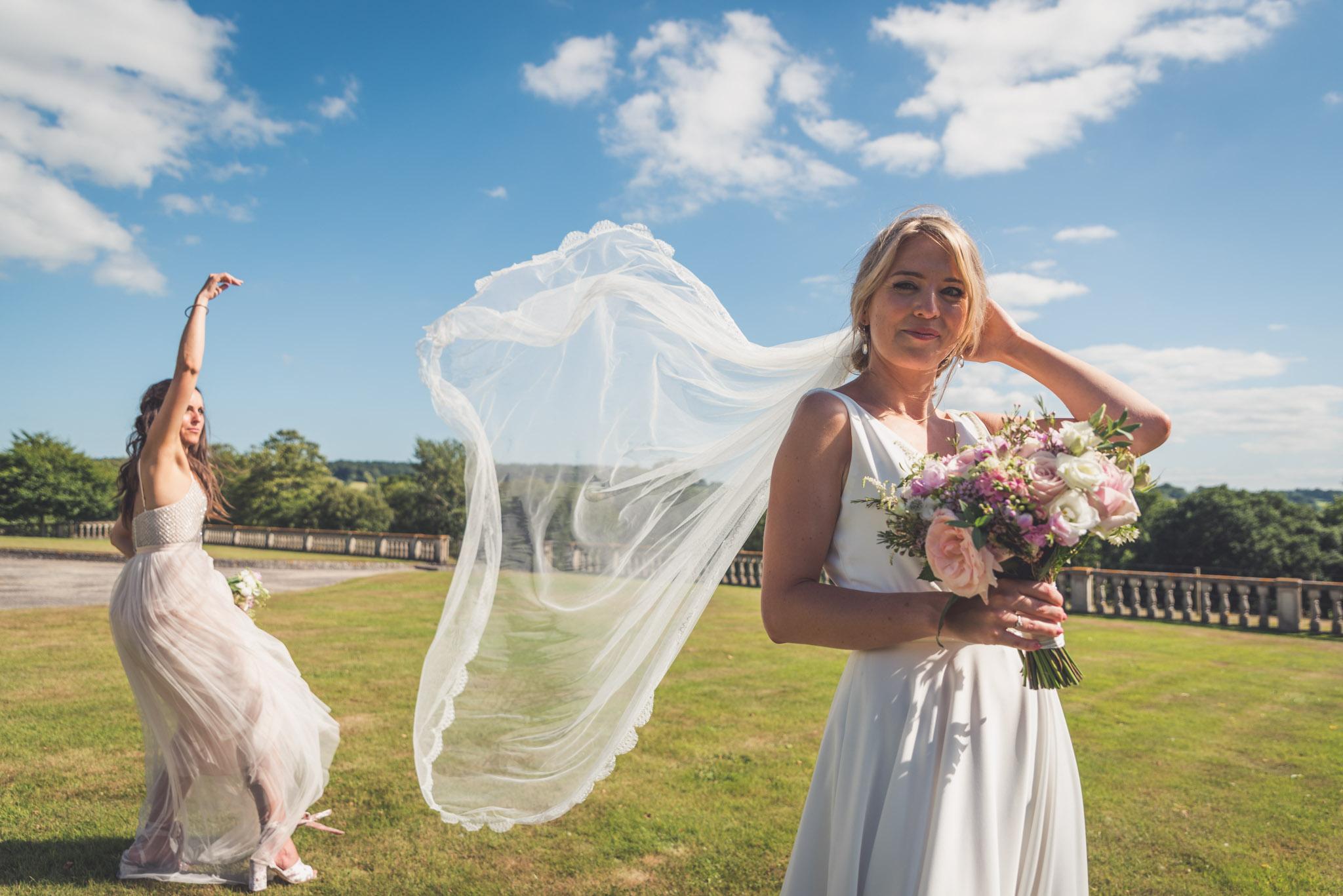 Needle & Thread Bridesmaids Dresses Elegant Country House Wedding in ...