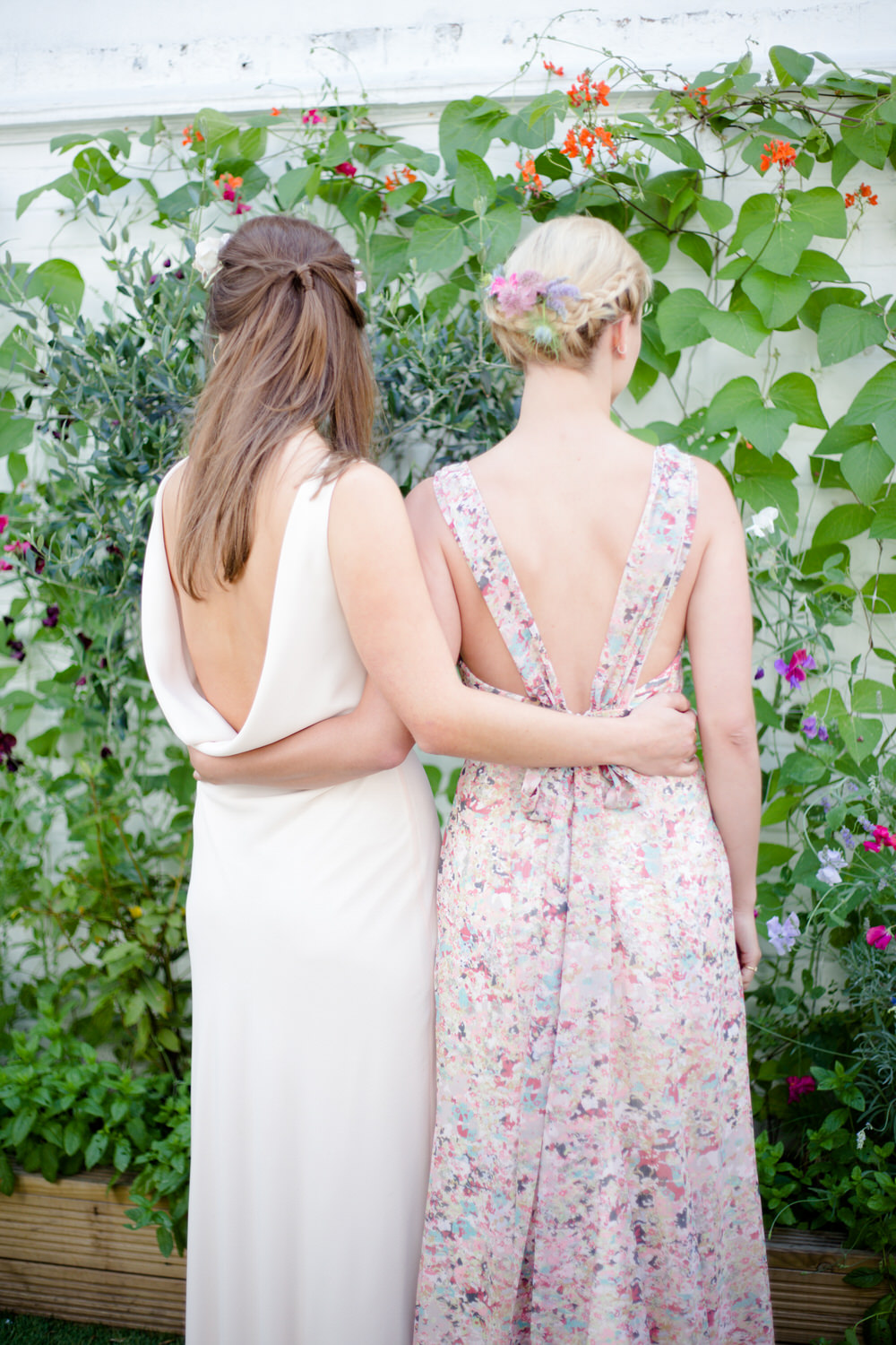 Fancy Bridesmaid Dresses Made To Measure Festooning - Colorful ...