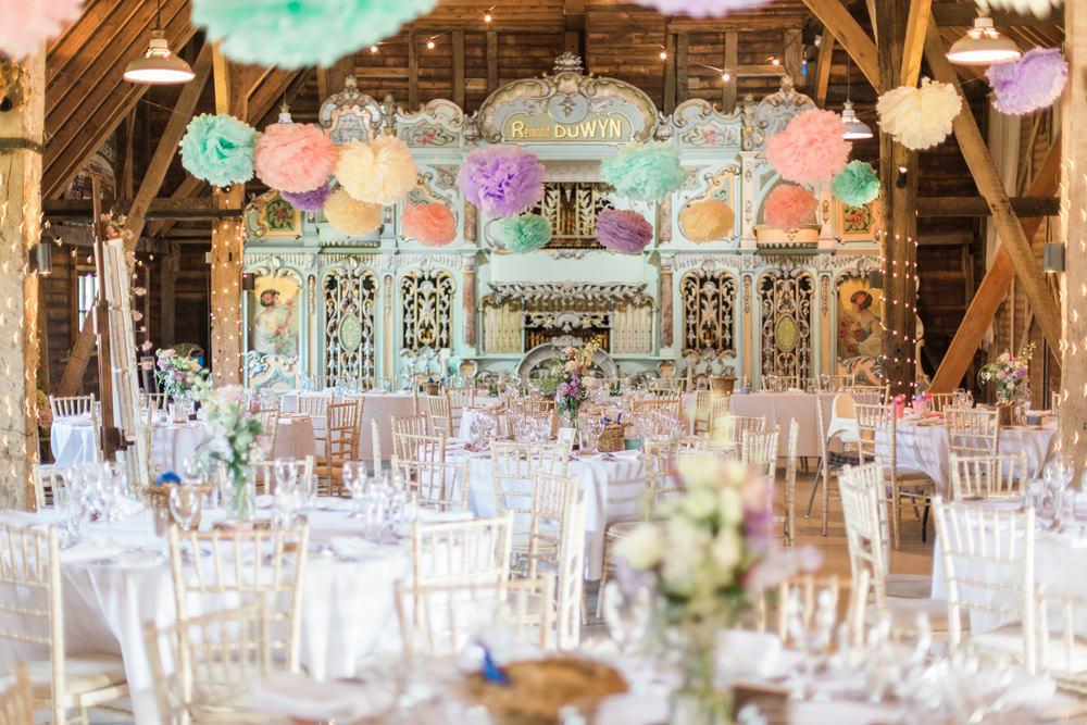 Preston Court Wedding With A Pastel Colour Scheme
