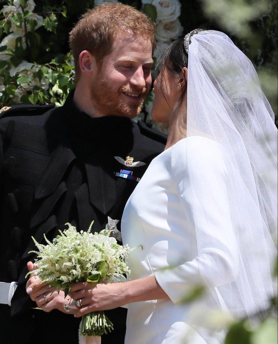 Meghan Markle Wedding Dress Clare Waight Keller Givenchy