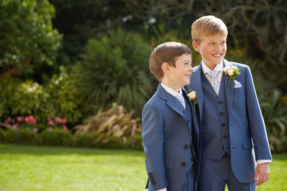 Four Trends for Grooms He\'ll Actually Want to Wear...