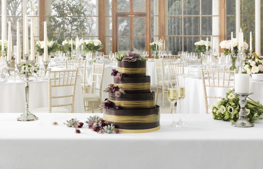 Decorate Your Own Wedding Cake: Create Your Perfect Cake With Marks & Spencer