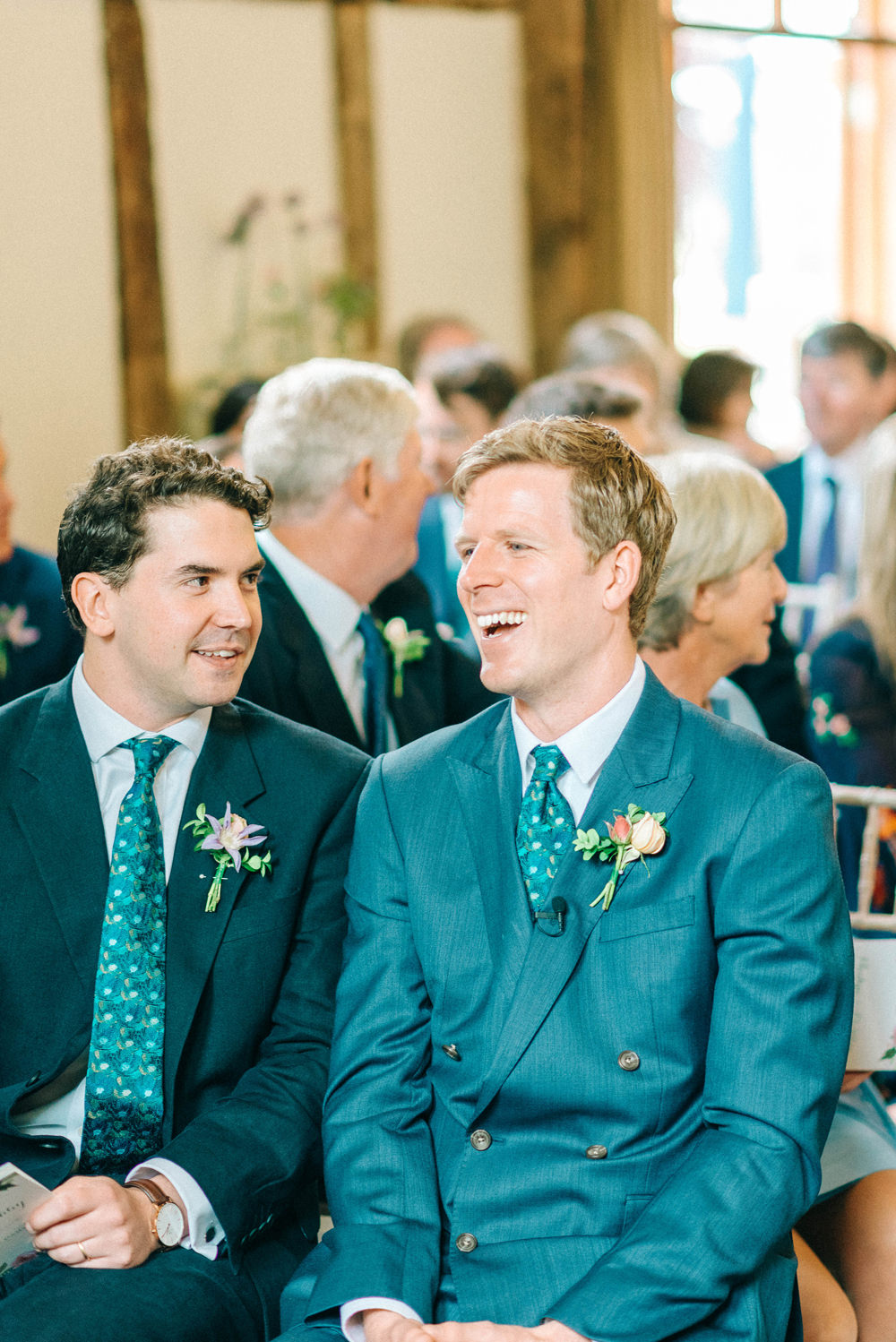 Pastel Spring Wedding at Loseley Park by Sarah-Jane Ethan Photography