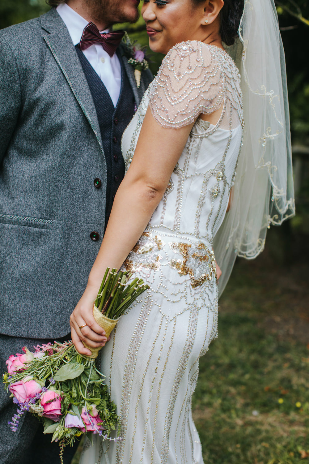 Jenny packham eden gown for a vintage country wedding in a barn image by craig williams photography jenny packham eden gown for a vintage country ombrellifo Image collections