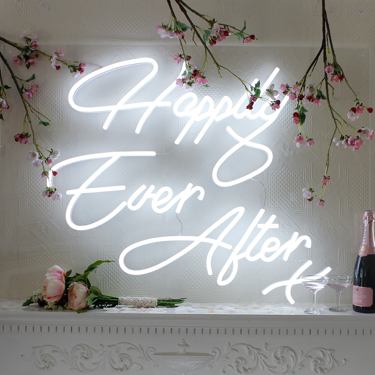 Where To Find Neon Lights For Your Wedding UK Customised Or To Hire