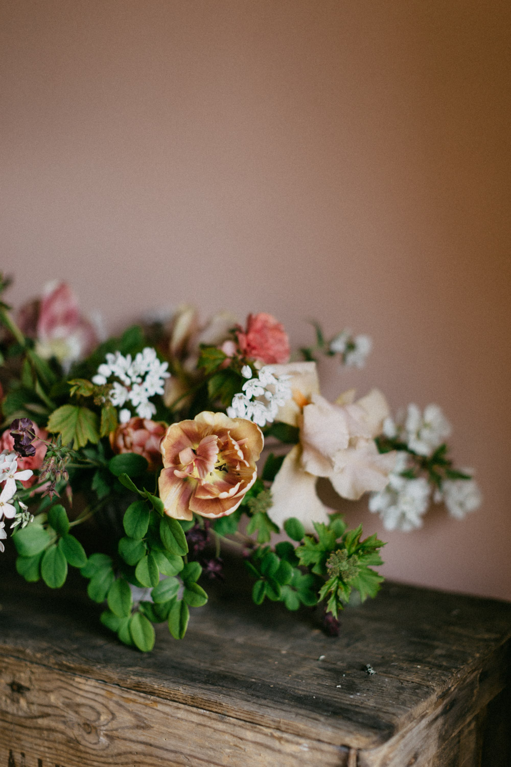 one to one floral workshop with the garden gate flower company