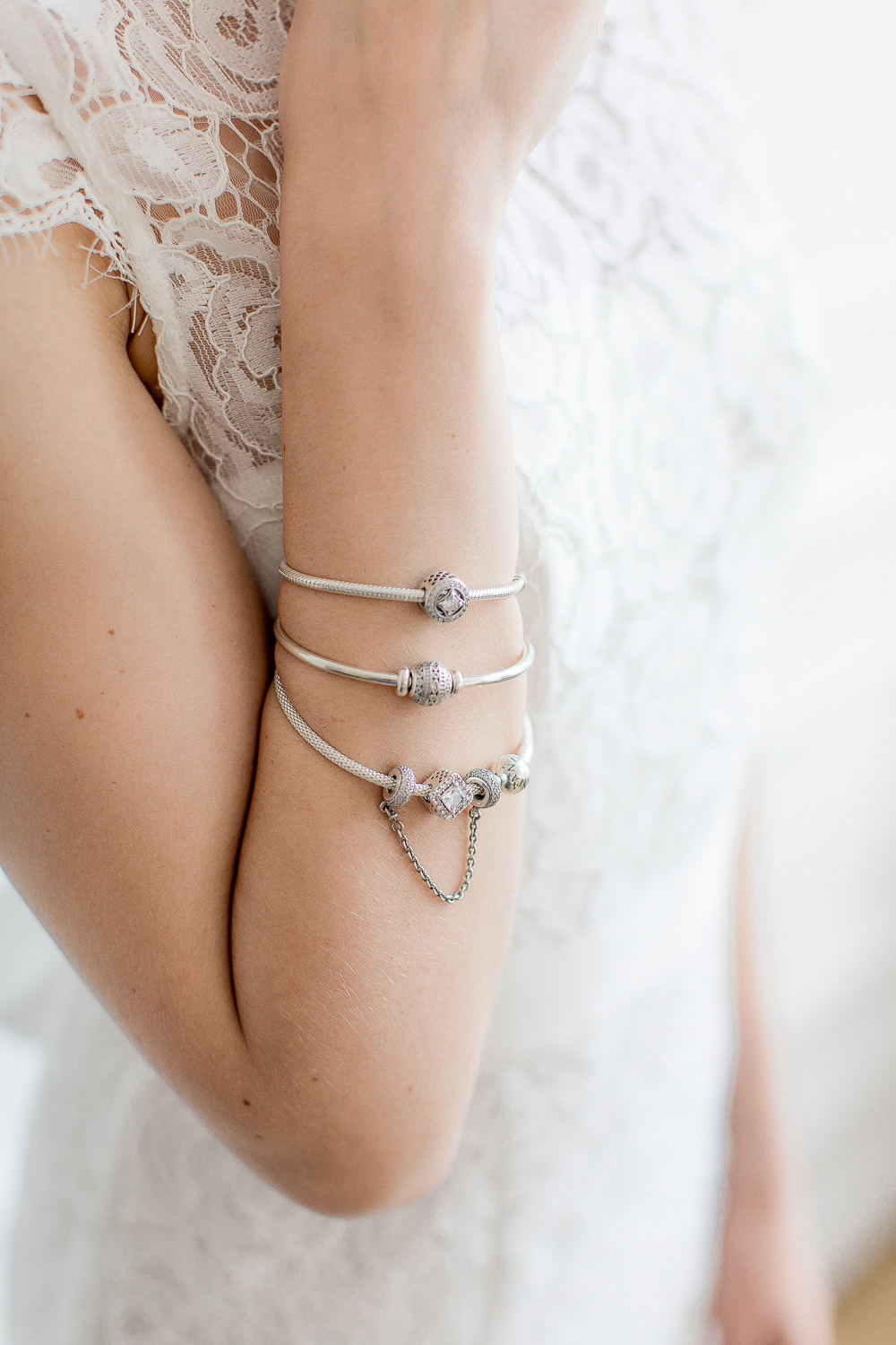 5f141dc43 Finishing Touches For Your Bridal Party With PANDORA