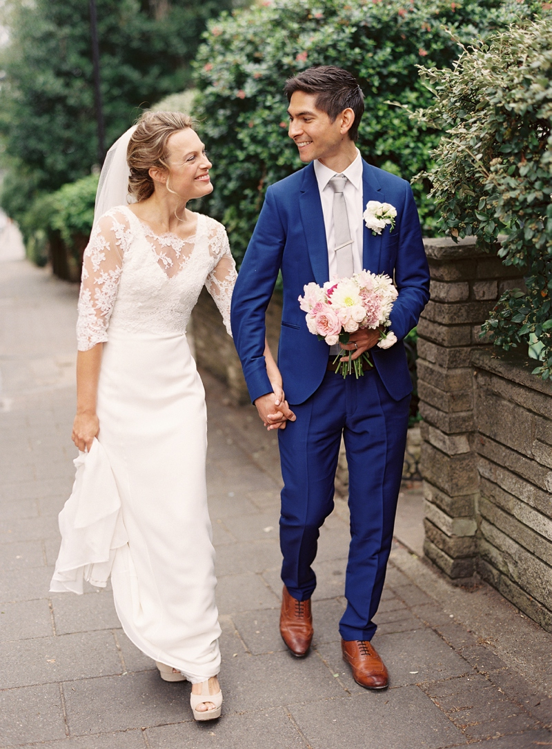 An Elegant Contemporary Wedding At Loft Studios In West London ...