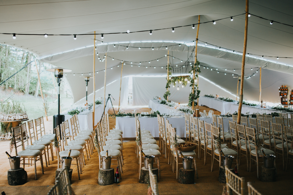 Two Day Festival Theme Wedding With Diy Decor St Patrick Bridal Gown