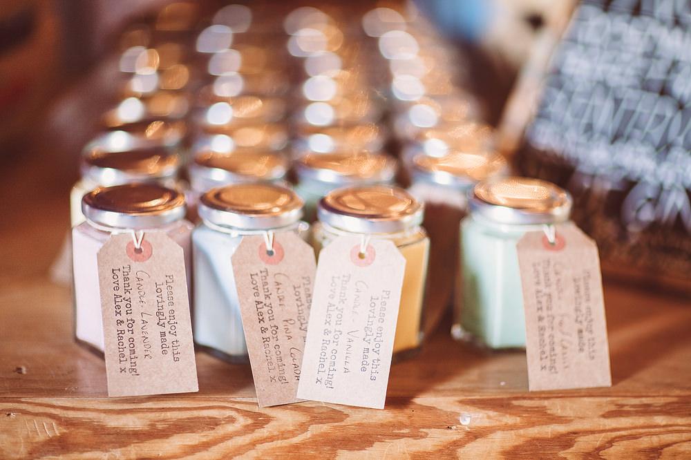 Reception Ceremony Length: Bespoke Tea Length Wedding Dress For An Outdoor Ceremony