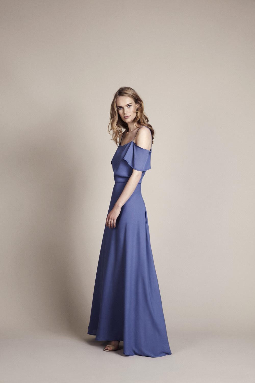 c2726c841e Brand New Bridesmaids Dresses from Rewritten. Marrakech Top   Skirt in  Bluebell