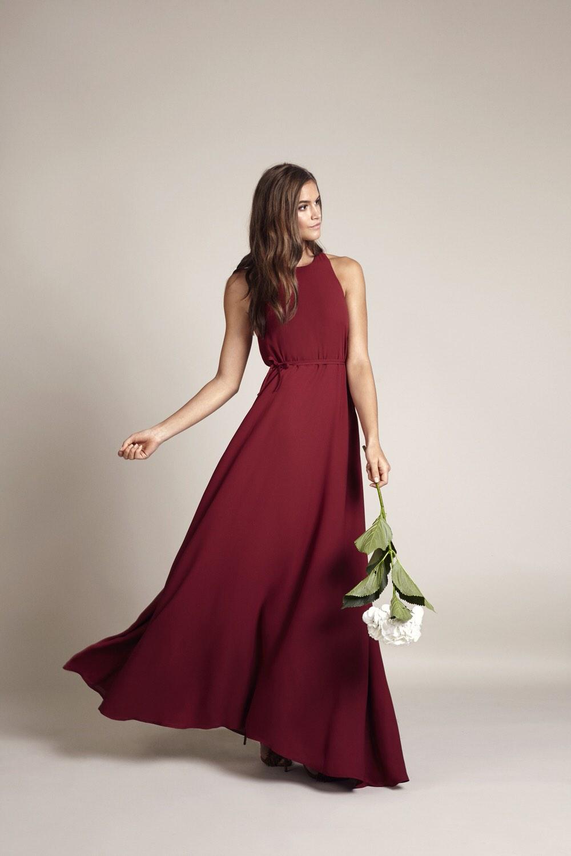 b1c499a78d Havana Top   Skirt in Bluebell Brand New Bridesmaids Dresses from Rewritten.  Vienna in Chianti