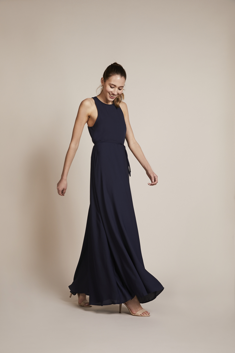 2ce3368144 Forest Green Bridesmaids Dresses Ink Blue Black Bridesmaids Dresses